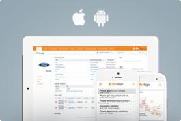 Mobiilsus DocLogix-u mobiilirakendus võimaldab