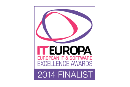 European IT Excellence Awards 2014 DocLogix´u