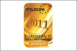 European IT Excellence Awards 2011 DocLogix