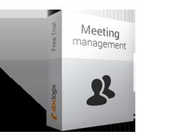 Koosolekute haldus DocLogix pakub kaasaegset ja